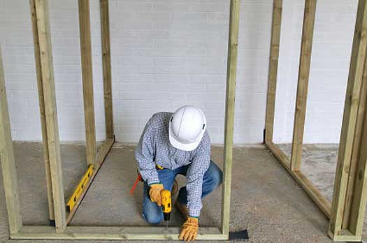Как сделать обрешетку из реек на стену